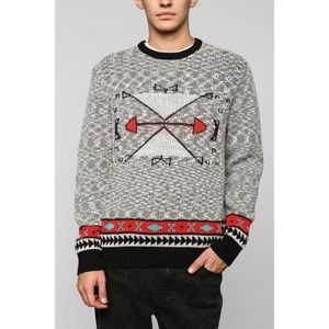 Koto by UO | Camping Compass Crewneck Sweater
